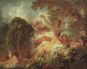 Jean-Honore Fragonard The Bathers oil painting picture wholesale