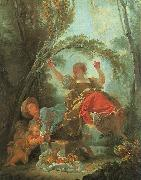 Jean-Honore Fragonard The See-Saw oil painting picture wholesale