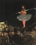Jean-Louis Forain The Tightrope Walker oil painting picture wholesale