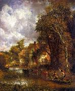 John Constable The Valley Farm oil painting