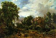 John Constable The Glebe Farm oil painting