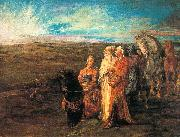 John La Farge Halt of the Wise Men oil painting picture wholesale