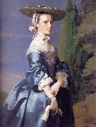 John Singleton Copley Mrs Nathaniel Allen oil painting picture wholesale