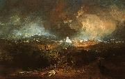 Joseph Mallord William Turner The Fifth Plague of Egypt oil