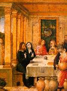Juan de Flandes The Marriage Feast at Cana 2 oil painting picture wholesale
