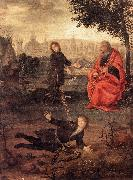 LIPPI, Filippino Allegory  sg oil painting picture wholesale