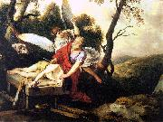 Laurent de la Hyre Abraham Sacrificing Isaac oil painting picture wholesale