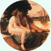 Lord Frederic Leighton Acme and Septimius oil painting picture wholesale