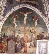 MASOLINO da Panicale Crucifixion hjy oil painting picture wholesale