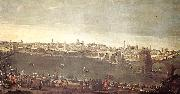 MAZO, Juan Bautista Martinez del View of Saragossa sgj oil painting picture wholesale