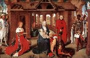 MEMLING, Hans Scenes from the Passion of Christ (detail) sh oil painting picture wholesale