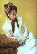 Mary Cassatt Self-Portrait  bbnb oil painting picture wholesale