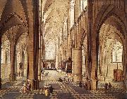 NEEFFS, Pieter the Elder Interior of a Church ag oil painting picture wholesale