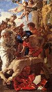 Nicolas Poussin The Martyrdom of St Erasmus oil painting picture wholesale