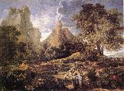 Nicolas Poussin Landscape with Polyphemus oil painting picture wholesale