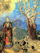 Odilon Redon The Buddha oil painting artist