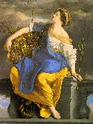 Orazio Gentileschi Public Felicity Surmounting Perils oil painting picture wholesale