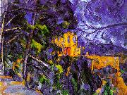 Paul Cezanne Le Chateau Noir oil painting artist