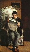 Paul Cezanne The Artist's Father oil painting artist