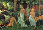 Paul Serusier Bathers with White Veils oil painting picture wholesale