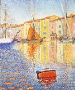 Paul Signac The Red Buoy oil painting picture wholesale