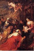 Peter Paul Rubens Adoration of the Magi oil