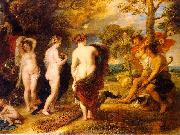 Peter Paul Rubens The Judgment of Paris oil painting picture wholesale