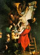 Peter Paul Rubens The Deposition oil