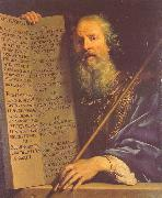 Philippe de Champaigne Moses with the Ten Commandments oil painting picture wholesale