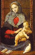 Piero di Cosimo The Virgin Child with a Dove oil painting picture wholesale