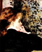 Pierre Renoir Pensive oil painting picture wholesale
