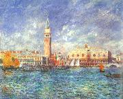 Pierre Renoir Doges' Palace, Venice oil painting picture wholesale