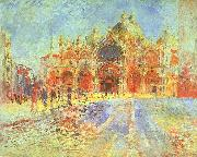 Pierre Renoir Venezia-Piazza San Marco oil painting picture wholesale