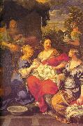Pietro da Cortona Nativity of the Virgin oil painting picture wholesale