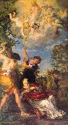 Pietro da Cortona The Stoning of St.Stephen 02 oil painting picture wholesale