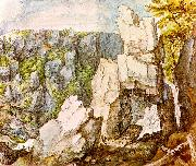 Roelant Savery Rocky Landscape oil painting picture wholesale