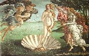 Sandro Botticelli The Birth of Venus oil