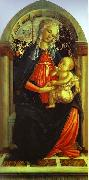 Sandro Botticelli Madonna of the Rosegarden oil painting picture wholesale