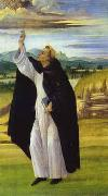 Sandro Botticelli St. Dominic. oil painting picture wholesale
