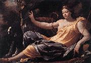 Simon Vouet Diana oil painting picture wholesale