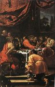 Simon Vouet The Last Supper oil painting picture wholesale