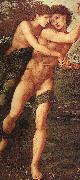 Sir Edward Coley Burne-Jones Phyllis and Demophoon oil painting picture wholesale