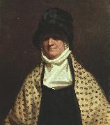 Sir Henry Raeburn Mrs Colin Campbell of Park oil painting artist