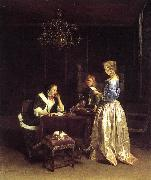 TERBORCH, Gerard Woman Reading a Letter srt oil painting picture wholesale