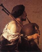TERBRUGGHEN, Hendrick Bagpipe Player st oil painting picture wholesale