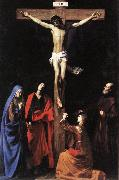 TOURNIER, Nicolas Crucifixion set oil painting artist