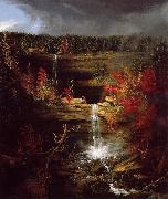 Thomas Cole Falls of Kaaterskill Spain oil painting reproduction