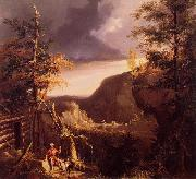 Thomas Cole Daniel Boone Sitting oil painting picture wholesale