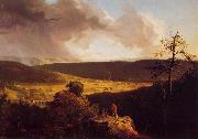 Thomas Cole View of L Esperance on Schoharie River oil painting picture wholesale