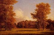 Thomas Cole Van Rensselaer Manor House oil painting picture wholesale